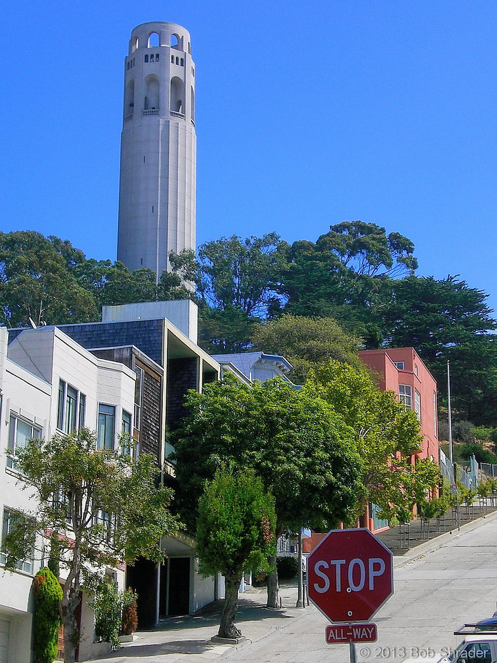 Near Telegraph Hill