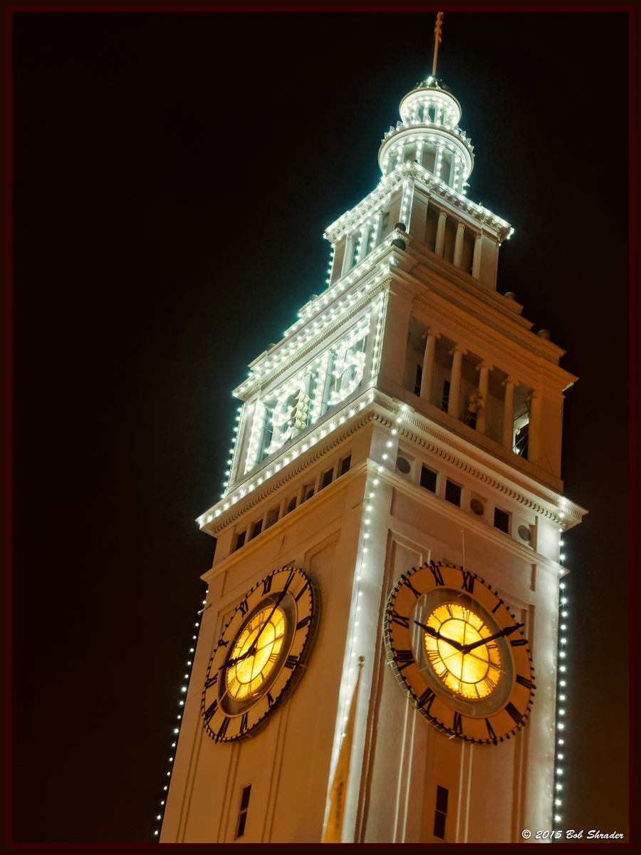Port of San Francisco Tower